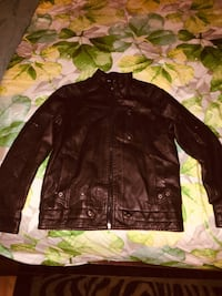 Men's leather jacket size L  Winchester, 22602