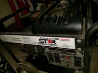 black and white Honda North Star portable generator Poolesville, 20837