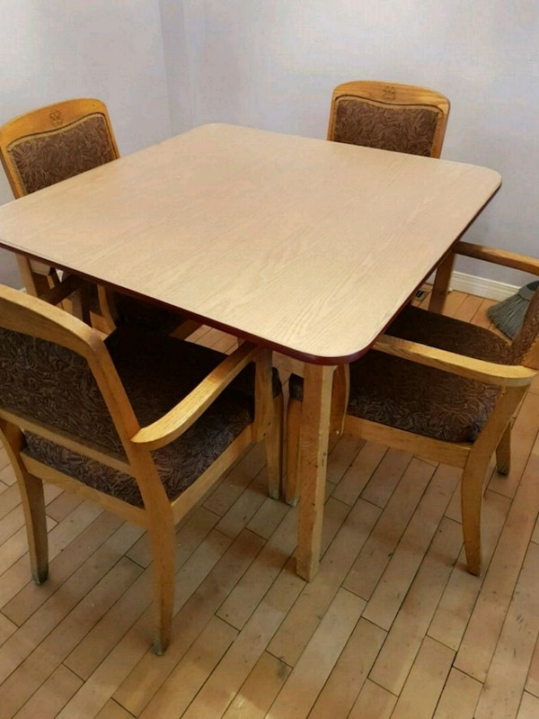 Used Table Set For Sale In Edmonton