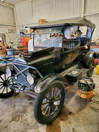 1924 Ford Model T Moore