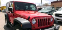 $1000 Down & Drive (W.A.C) 2011 Jeep Wrangler Denver