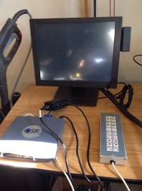 Monitor and QSR Controller