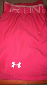 Under Armour shorts Pink S/M