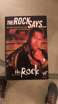 The Rock Says Freehold, 07728