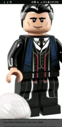 Lego rare percival graves grindelwald harry potter Ashburn, 20148
