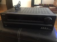 Black onkyo av receiver Long Beach, 90803