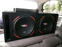 Cerwin Vega hed. 1400 watt each subwoofer Los Angeles, 90063
