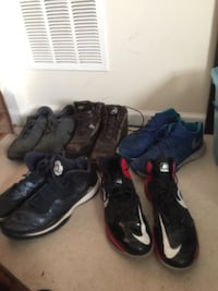 Men's shoes lot size 15 $20 for everything  Woodbridge, 22191