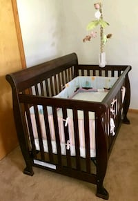 convertible Crib to toddler bed   Elizabeth City, 27909