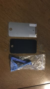 Glass, tools and screen cover for iPhone 4 Waco, 76711