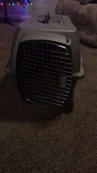 gray and black pet carrier Mobile, 36608