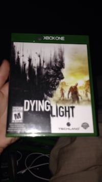 Dying Light Xbox One game case Aurora, L4G 7J2