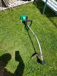 Weedeater gas trimmer