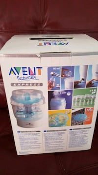 Bottle steam sterilizer