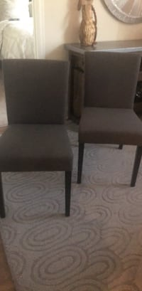 Brand new dining chairs Crate&Barrel  Vienna, 22031