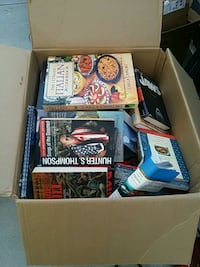 assorted DVD movie cases in box Bakersfield, 93313