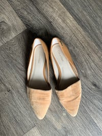 Calvin Cline size 6 women's flats with suede tips  Portland, 97230