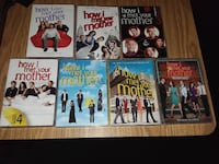 How I Met Your Mother - Season 1-7 DVD Sets