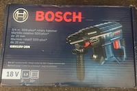 """""""New"""" Bosch 18V 3/4"""" SDS Plus Rotary Hammer Bare Power Tool Only. Model #GBH18V20N. Retails for $299.00 Wethersfield, 06109"""