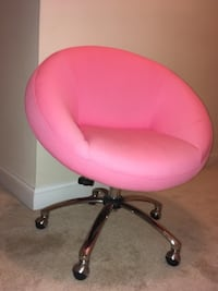 "Pottery Barn adjustable pink chair ""Kids"" Weddington, 28104"