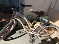 Pink beach cruiser Santa Monica, 90404