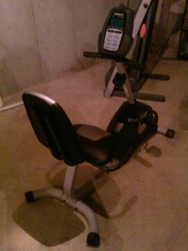 Weslo Pursuit Ct4 2 Exercise Bike