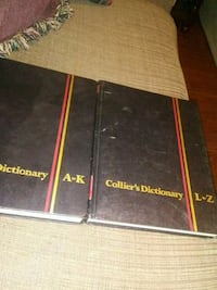 Collier's Dictionary Sterling, 73567