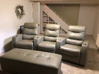 Reclining Theater Seating Couch Arlington, 22201