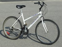 "FEMALE'S ADULT OR TEEN 26"" TRIUMPH DASER 15 SPEED MTB BIKE ONLY $95.00 FIRM! Mississauga"