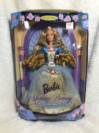 Barbie as Sleeping Beauty, 1997 Collector Edition (A-1). Daly City