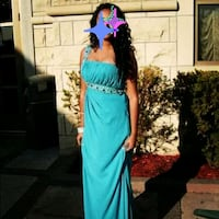 One shoulder strap formal gown Simcoe County, L0L 1L0