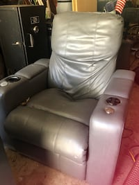 Leather reclining Game Chair Herndon, 20170