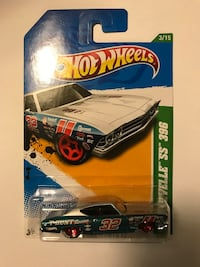 2012 Rare Treasure Hunt Chevelle