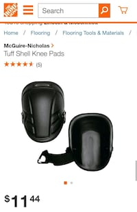 Mc-Guire Nicholas Knee Pads  Chicago, 60626