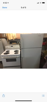 Fridge/Stove Kitchenaide
