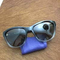black framed sunglasses with purple lens Norcross, 30071