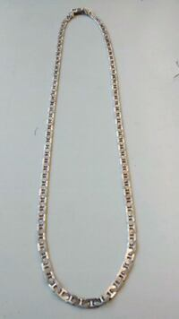 22 Inch Italy Sterling Silver Chain Mississauga, L5C 0A3