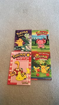 Pokermon story book collection Calgary, T3H 3N6