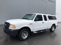 2007 Ford Ranger SuperCab AUTOMATIC AIR LOCAL EXTRA CLEAN! NEW WESTMINSTER, V3M 0G6