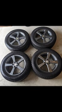 Winter Tires and Rims East Gwillimbury, L3Y