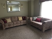 Rarely used couch and love seat set. A must see! Vaughan, L4L 1S6