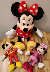 Minnie and Mickey Mouse Bundle Hyattsville, 20785