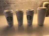 Starbucks reusable cups for hot drinks only Vaughan, L4L 9K7