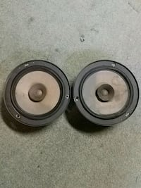 "Two 5"" stereo speakers"