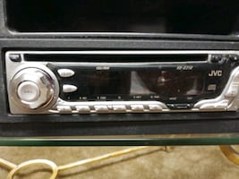 JVC AM FM CD player