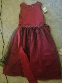 red and black  dress new Springfield, 97477