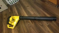 yellow and black leaf blower Dundalk, 21222