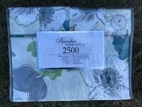 Brand new king size 6 piece bed sheets Toronto, M1C 4P8