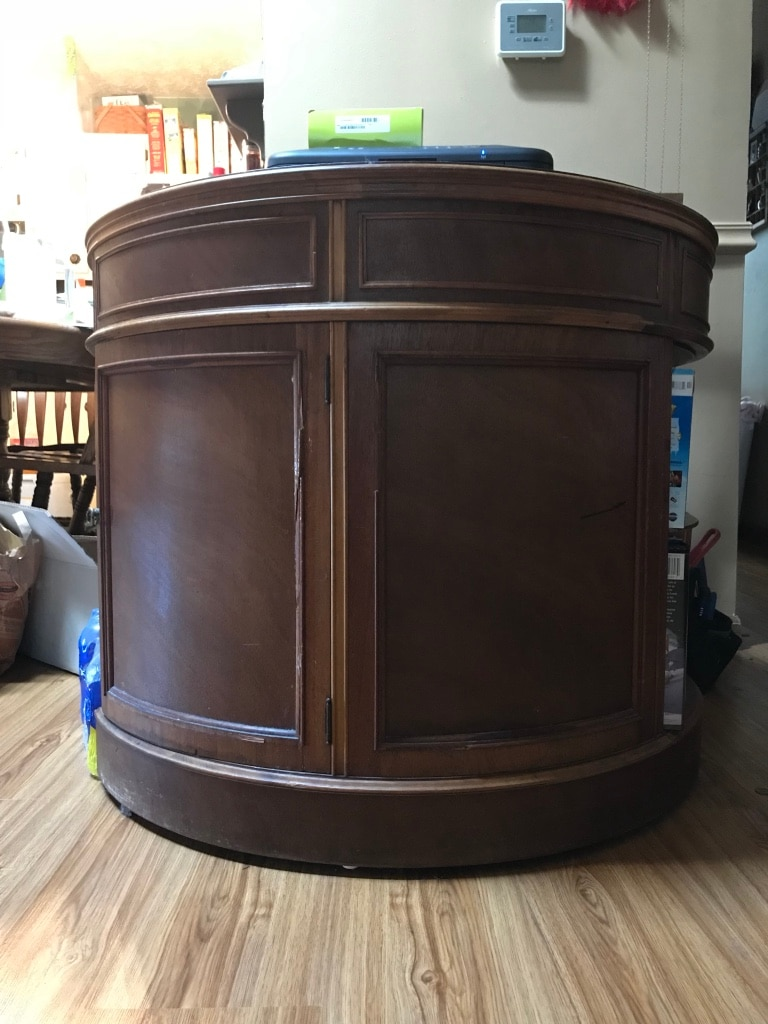 used antique round desk for sale in indianapolis letgo rh us letgo com