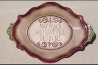 Decorative plate/Platter